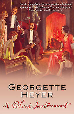 A Blunt Instrument, Georgette Heyer