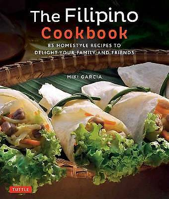 The Filipino Cookbook, Garcia, Miki