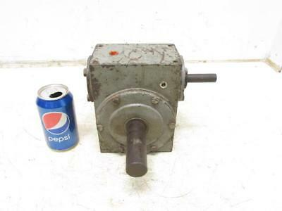 Hub City Model 261 Gear Box Transmission Speed Reducer Gearbox 15:1 Ratio