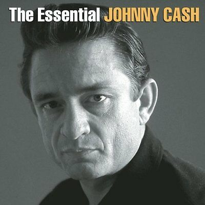 JOHNNY CASH: THE ESSENTIAL 36 TRACK 2x CD THE VERY BEST OF / GREATEST HITS / NEW