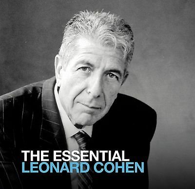 LEONARD COHEN: THE ESSENTIAL 2x CD THE VERY BEST OF / GREATEST HITS NEW