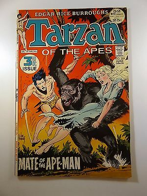 Tarzan of The Apes #209 Joe Kubert Art!! Beautiful VF- Condition!!