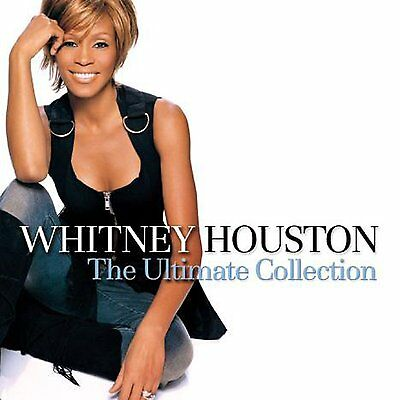 Whitney Houston: The Ultimate Collection Cd Greatest Hits / The Very Best Of New