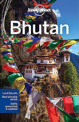 Lonely Planet Bhutan, Lonely Planet