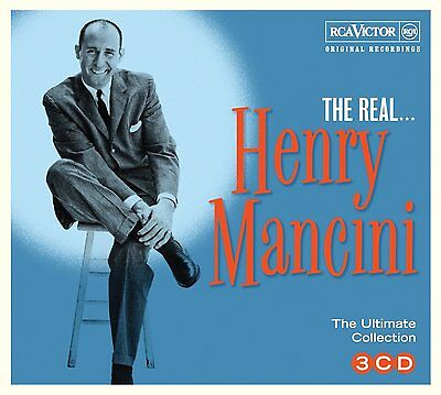Henry Mancini The Real Ultimate Colllection 3x CD (Greatest Hits / Very Best Of)