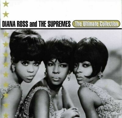 Diana Ross And & The Supremes: Ultimate Greatest Hits Collection Cd Best Of New