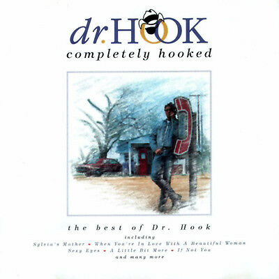Dr Hook: Completely Hooked The Very Best Of Cd 20 Greatest Hits / New