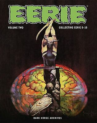 Eerie Archives Volume 2 Hardcover Book - Dark Horse Archives - Sealed