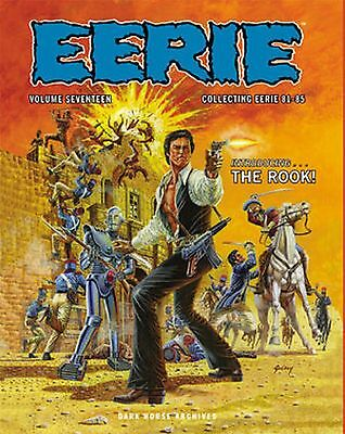 Eerie Archives Volume 17 Hardcover Book - Dark Horse Archives - Sealed