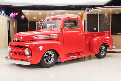 1951 Ford Other Pickups  Restomod F1 Pickup! Ford 351ci Windsor V8, C6 Automatic, PS, PB, Disc & More!