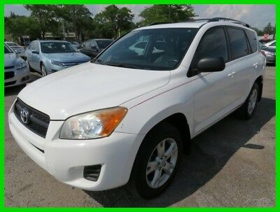 2011 Toyota RAV4 4WD 2011 4WD Used 2.5L I4 16V Automatic SUV clean clear title carfax leather auto