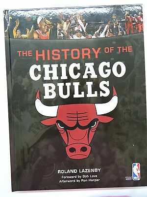 The History of The Chicago Bulls Book