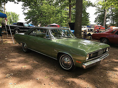 1972 Plymouth Scamp  1972 PLYMOUTH SCAMP 2 DOOR COUPE, HARD TOP   MINT!!!!