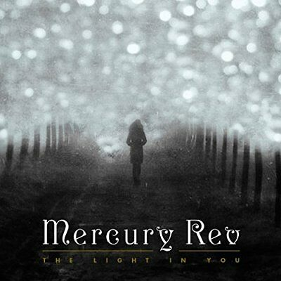 Mercury Rev The Light In You Lp Vinyl And Cd New Ltd Ed White