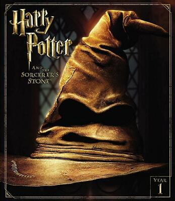 Harry Potter and the Sorcerer's Stone (2-Disc Special Edition Blu-Ray) NEW