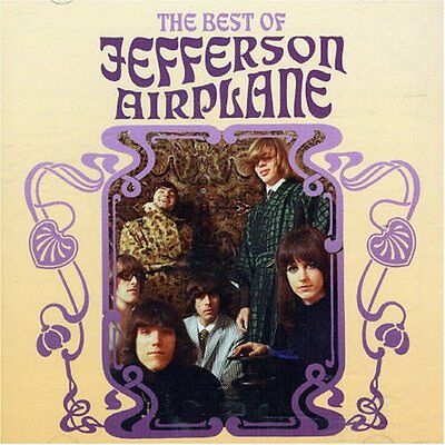 Jefferson Airplane: The Very Best Of Cd Greatest Hits / New