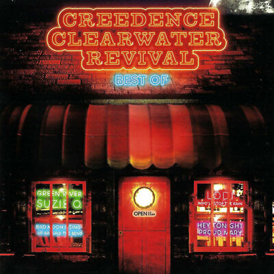 Creedence Clearwater Revival: Best Of CD (Greatest Hits)