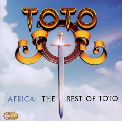TOTO: AFRICA THE VERY BEST OF 2x CD GREATEST HITS / NEW