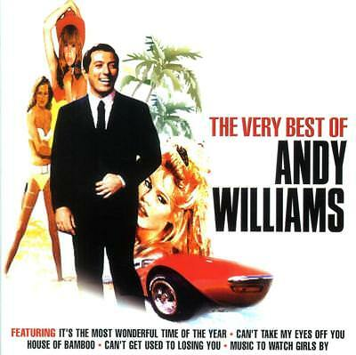 Andy Williams: The Very Best Of CD (Greatest Hits)