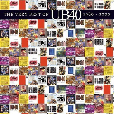 Ub40: The Very Best Of 1980-2000 Cd 20 Greatest Hits / New