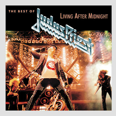 Judas Priest: Living After Midnight The Best Of CD (Greatest Hits)