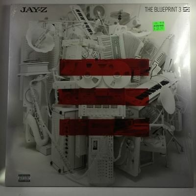 The blueprint 3 pa lp by jay z vinyl 2477 picclick jay z the blueprint 3 lp new malvernweather Image collections