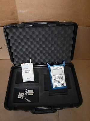 Afl Noyes Ols1 Dual Optical Light Source Opm5 Afl Fiber Power Meter Test Set