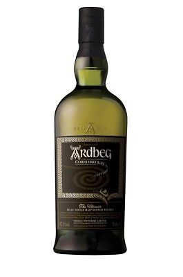 Ardbeg `Corryvreckan` Single Malt Scotch Whisky (6 x 700mL), Islay.