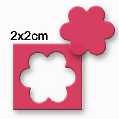 Picture Punch Motivlocher Mini ~1,5cm Blume