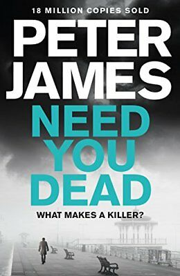Need You Dead (Roy Grace),Peter James
