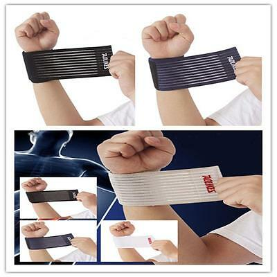 New Weight Lifting Fitness Gym Sports Wrist Wraps Bandage Hand Support Straps S~
