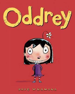 Oddrey by Dave Whamond Paperback Book Free Shipping!