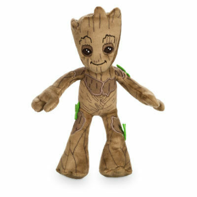 Baby Groot Mini Beanbag Soft plush Toy New Guardians of the Galaxy Vol. 2 Disney