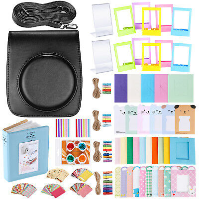Neewer 56-in-1 Kit di Accessori per Fotocamera Fujifilm Instax Mini 90 (Nero)