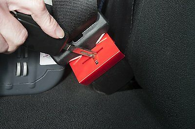 Car Seat Belt Guard