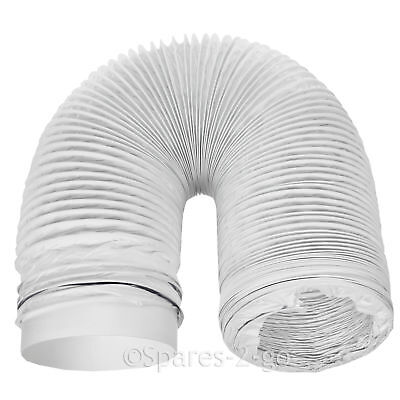 "3m Vent Hose Pipe PVC Duct 5"" Extension for Bosch Air Conditioner Conditioning"
