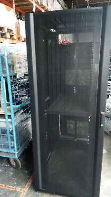 APC NetShelter SX AR3350 42U 750mm Wide x 1200mm Deep Enclosure Rack Cabinet (AR