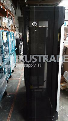 HP 42U 600mm x 1075mm Enterprise Pallet Rack 716625-001 7288030 (716625-001/USED