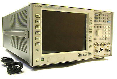 * Agilent E5515C 8960 Series Wireless Communications Tester | 292 to 2700 MHz