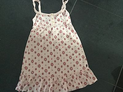 NWT Juicy Couture New & Gen. Pink Cotton Night Dress Size Small & Briefs & Logo