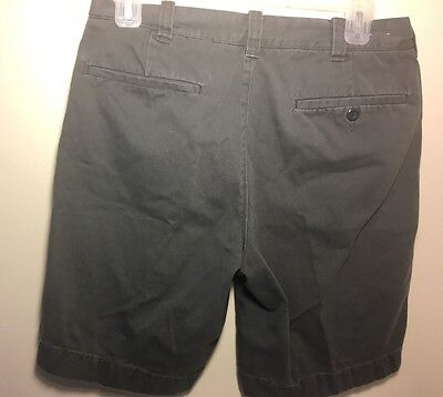 Mens J.Crew Casual Short Size 30 - Shorts - Gray - Cotton - Stanton
