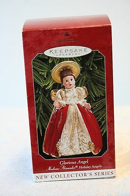 Hallmark Ornament Glorious Angel 1st in Madame Alexander Holiday Angels Series