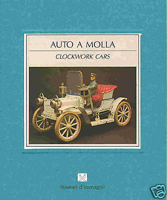 Clockwork Cars - Auto A Molla +++ Neu/new/neuf !!