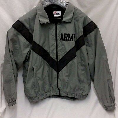 New In Bag! Us Army Ipfu, Pt Jacket, Large/long