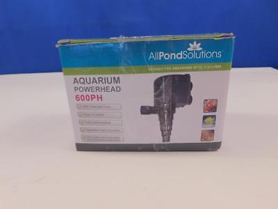All Pond Solutions Aquarium Powerhead Wasserpumpe, 600 l/h