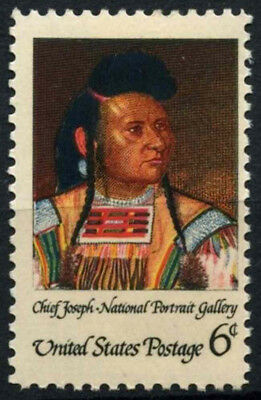 USA 1968 SG#1349 The American Indian MNH #D55444