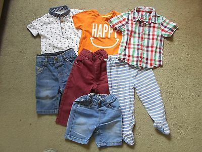 Bundle of Boys Clothes - Age 12/18 Months