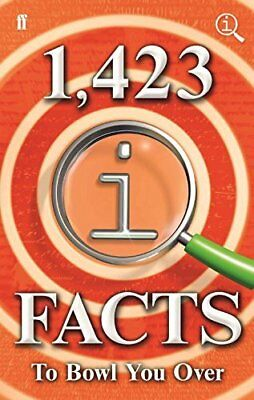 1423 QI Facts to Bowl You Over by John Lloyd New Hardcover Book