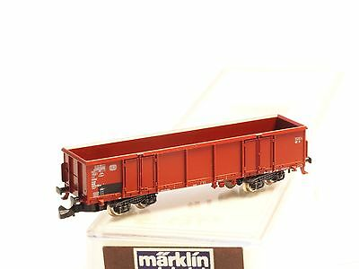 8650 Marklin Z- Scale Gondola High wall car Type Eaos DB