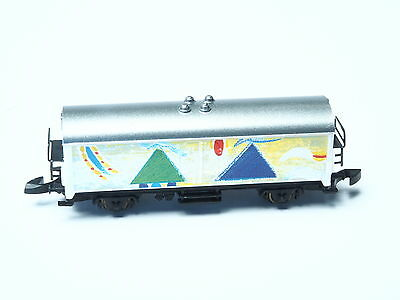 Marklin ART Z Scale Box car Type lbbls #6